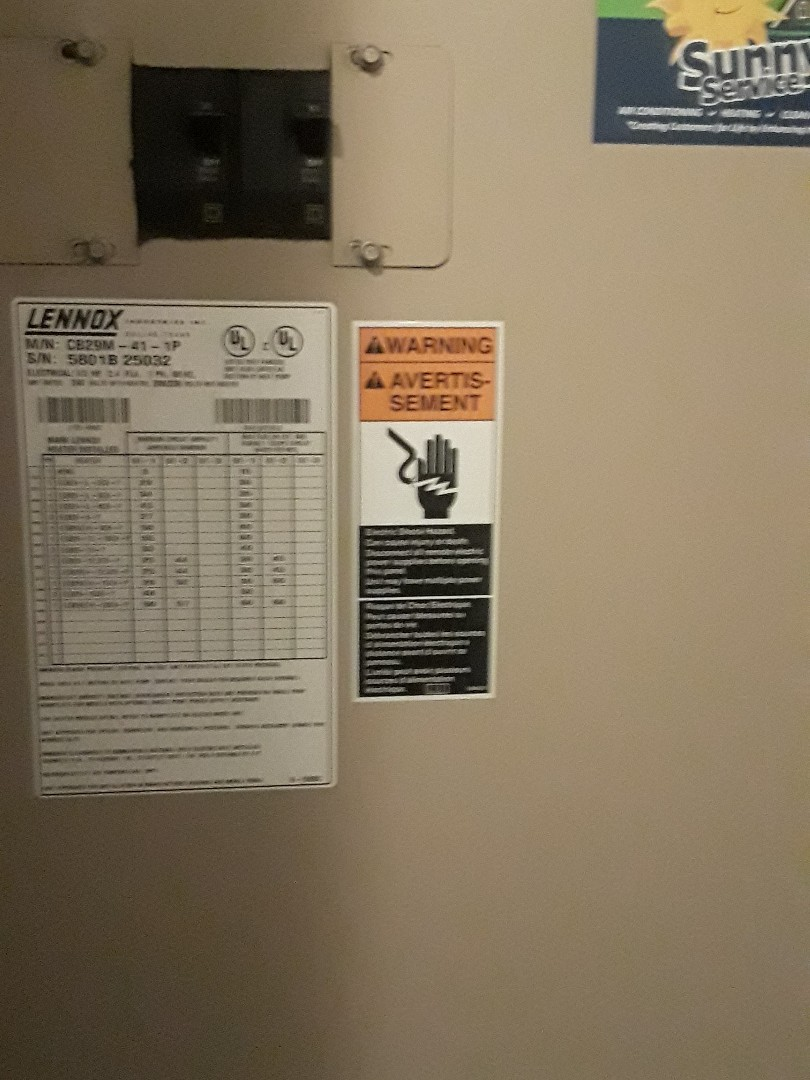 Fort Worth, TX - Air Conditioner was not cooling.  Brought unit to proper charge.