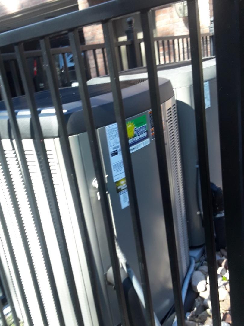 Fort Worth, TX - Hvac install