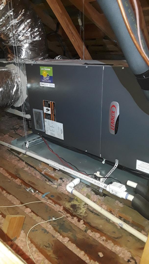 Fort Worth, TX - Prepaid heat tune up