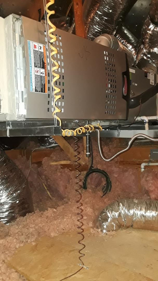 Keller, TX - 2 system Lennox Gas Furnace Heat tune up