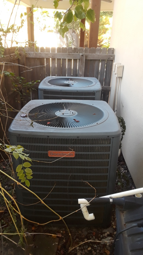 Colleyville, TX - 2 system Heat tune up