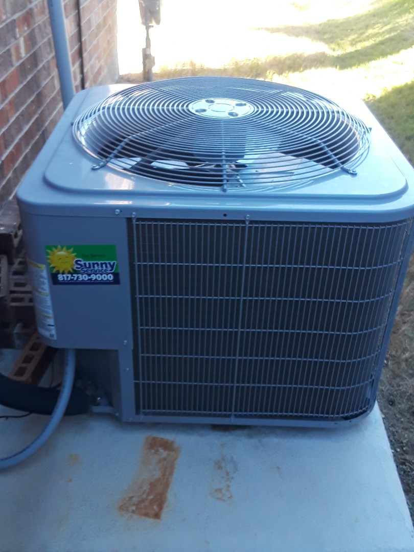 Fort Worth, TX - Ac not working service call.
