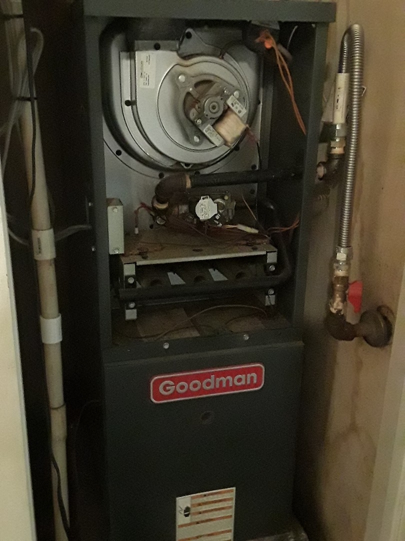 Euless, TX - Heater not working service call