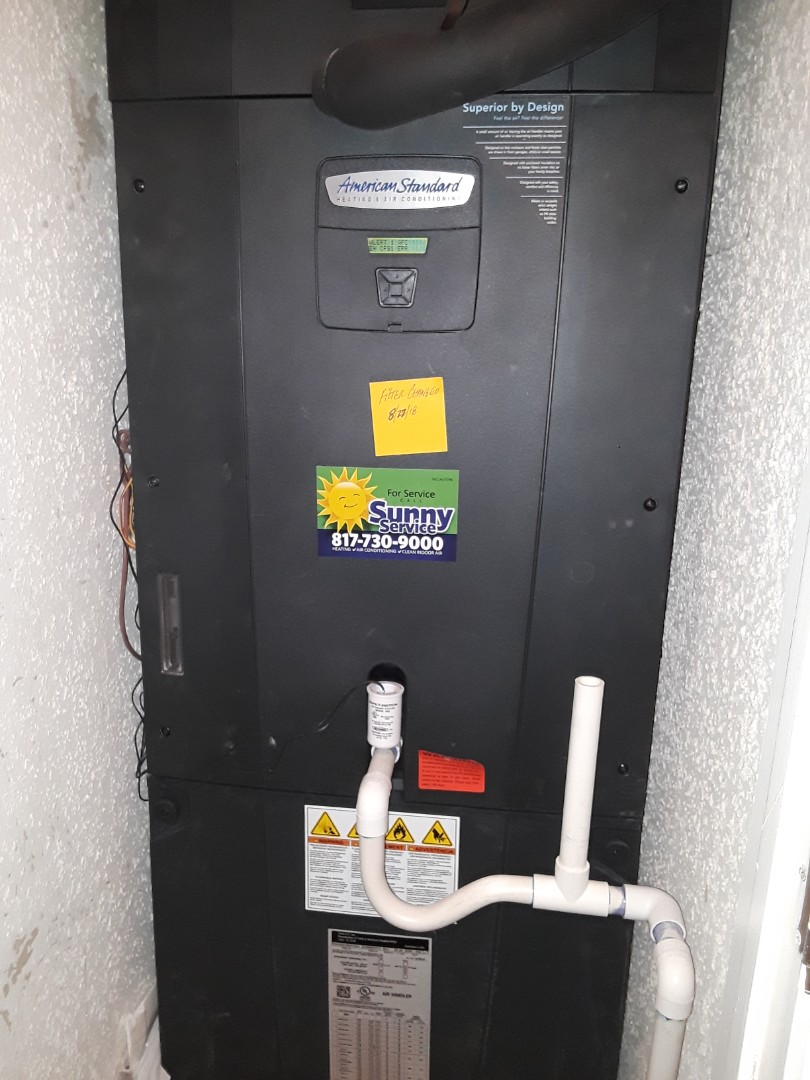 Fort Worth, TX - Heater tune up