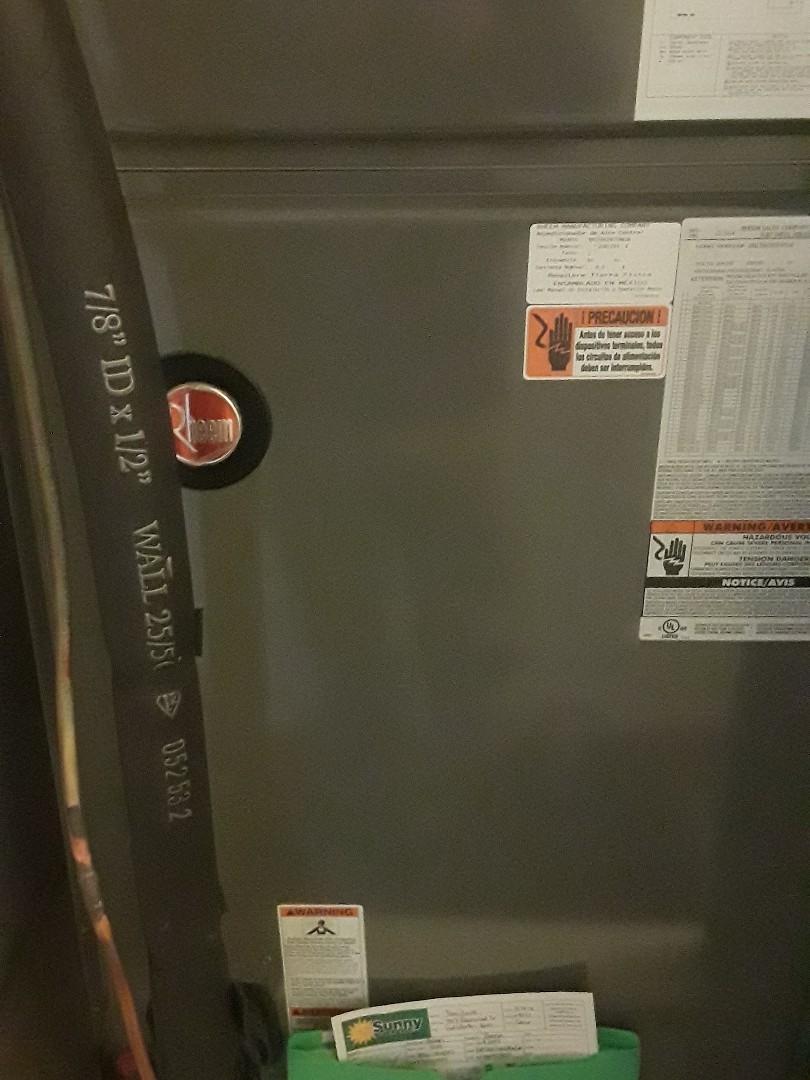 Fort Worth, TX - Heat maintenance
