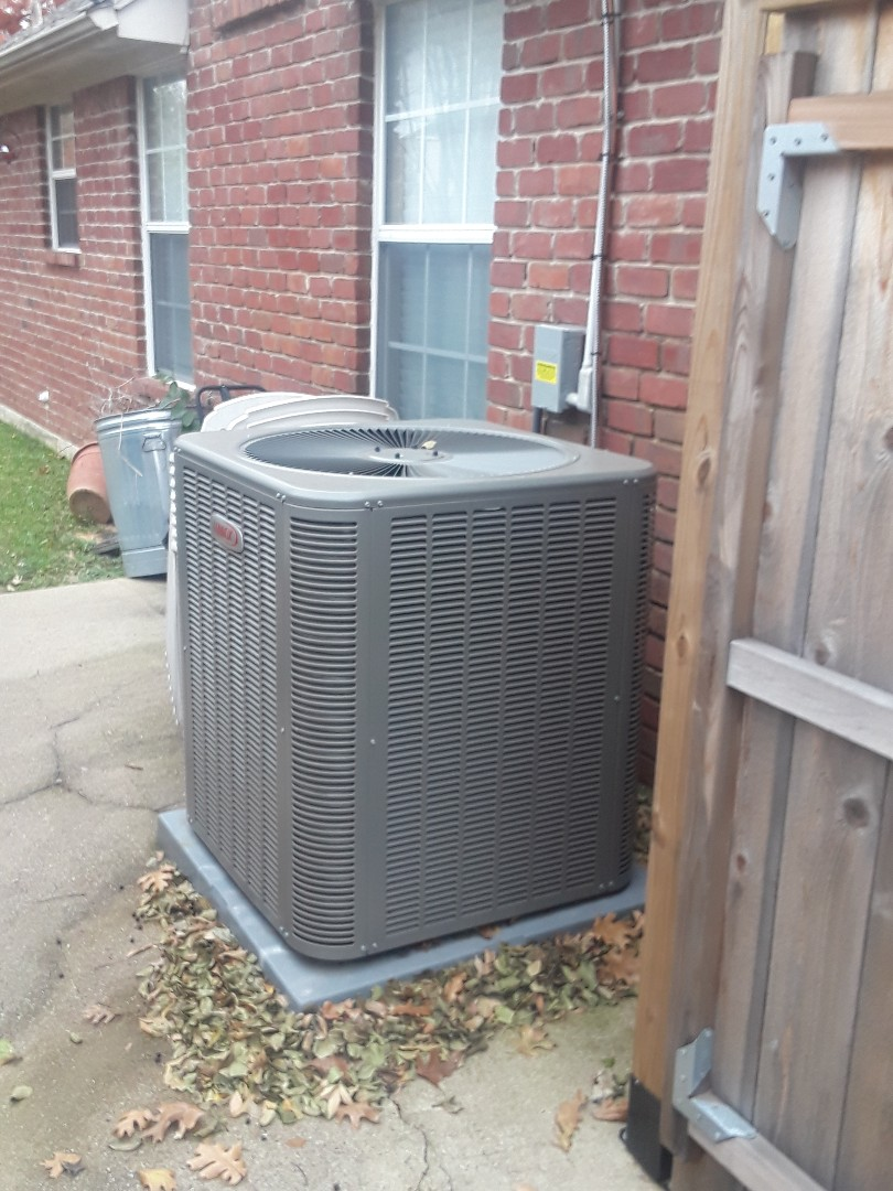 North Richland Hills, TX - Heat pump tuneup