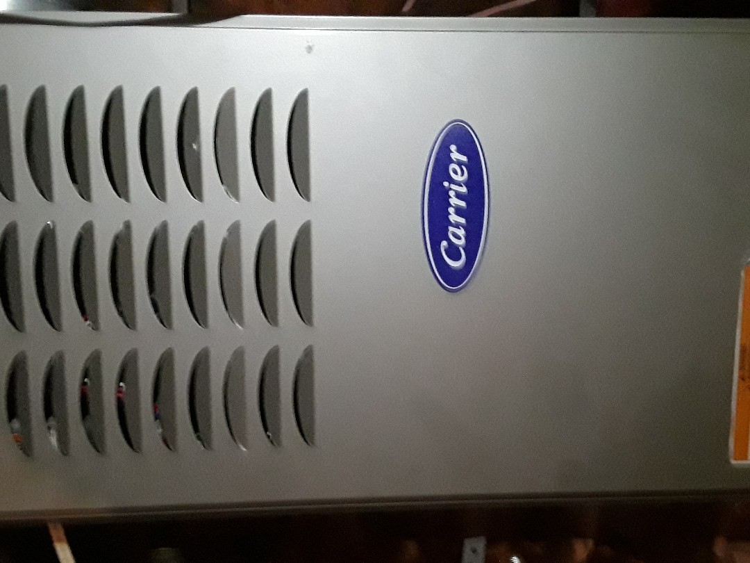 Colleyville, TX - Heat check ups on a Carrier Furnace