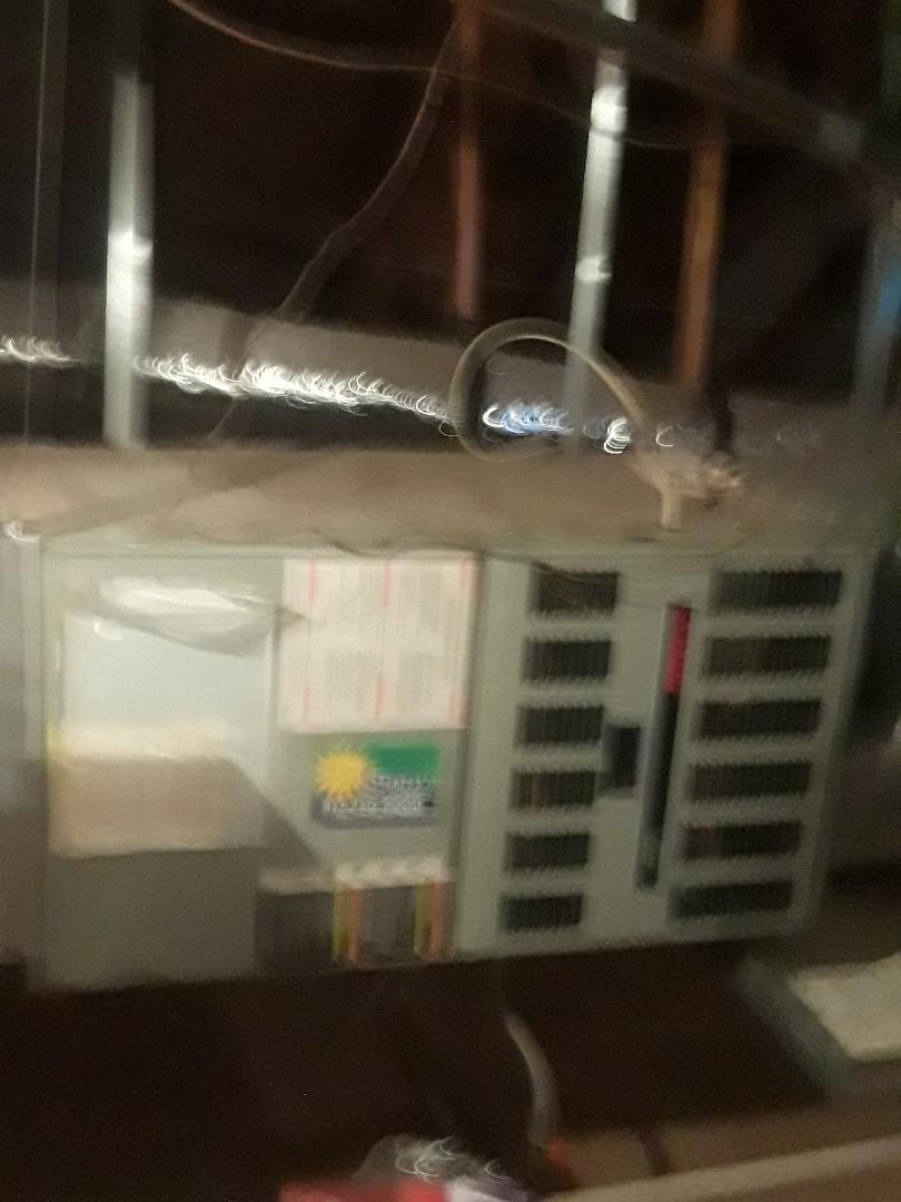 Keller, TX - Heater maintenance on a Lennox System