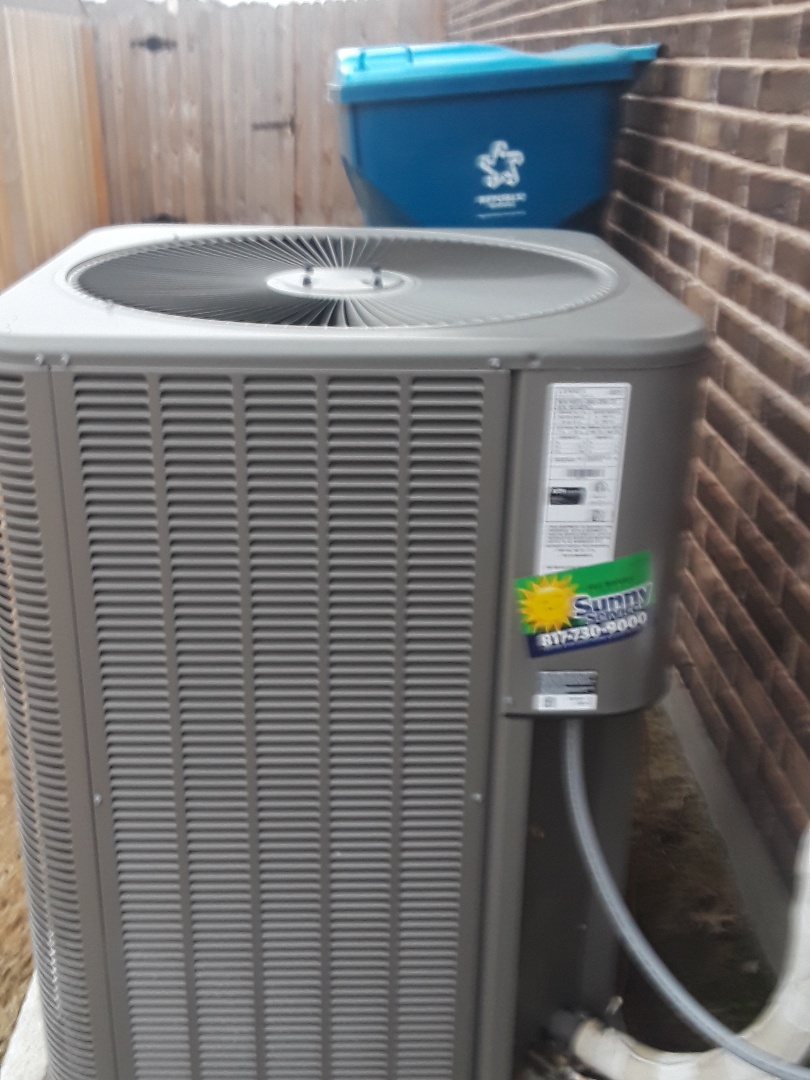Willow Park, TX - No heat service call for Lennox System