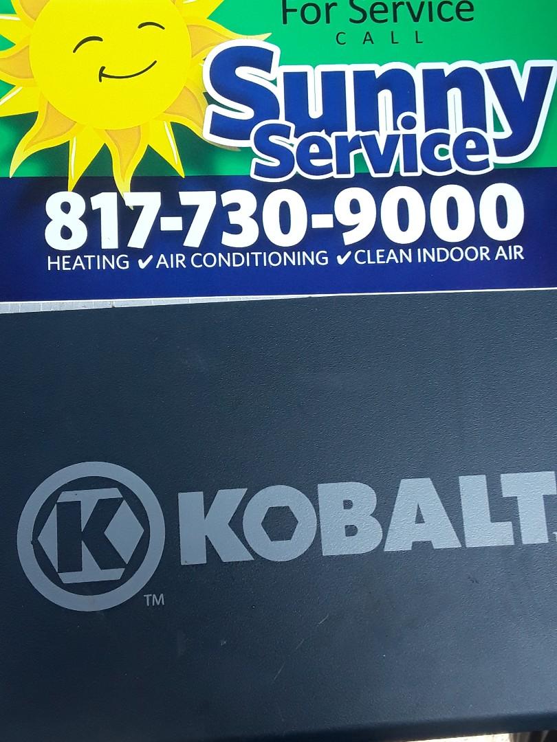 Colleyville, TX - No heat service call on a Kobalt.