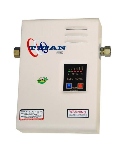 Jenkins, KY - Titan Tankless water heater being shipped out to Jenkins, KY.