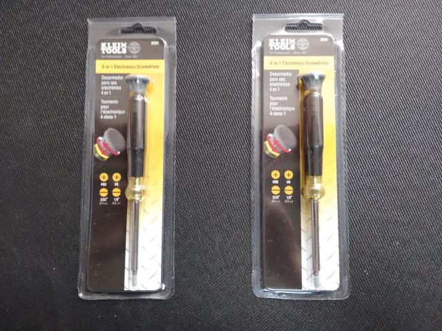Lavalette, WV - Why buy one 4-in-1 screwdriver when you can buy two?