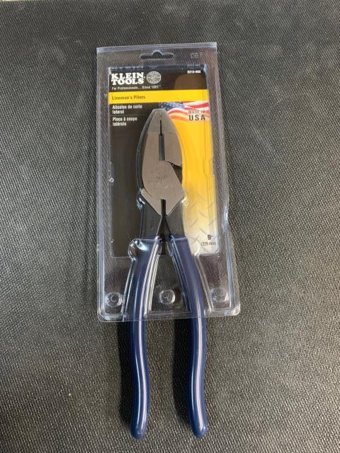 Deane, KY - Klein Tools makes some of the world's finest pliers. These High-Leverage, Side-Cutting Pliers features a rivet closer to the cutting edge which provides 46-Percent more cutting and gripping power than other pliers. On its way to Deane, KY.