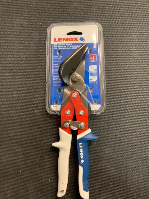 Willshire, OH - Lenox aviation snips are made to take years of heavy work. Shipping out to Willshire, OH.