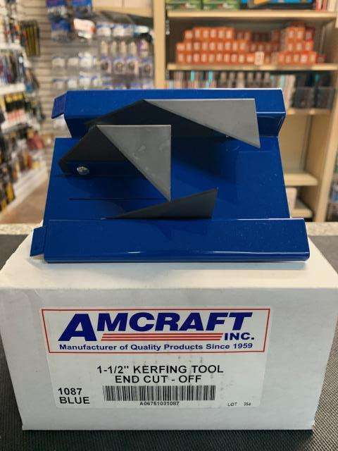 Orlando, FL - Amcraft duct board tools are crafted and manufactured in the US for precision cutting when working with duct board. On its way to Orlando, FL.