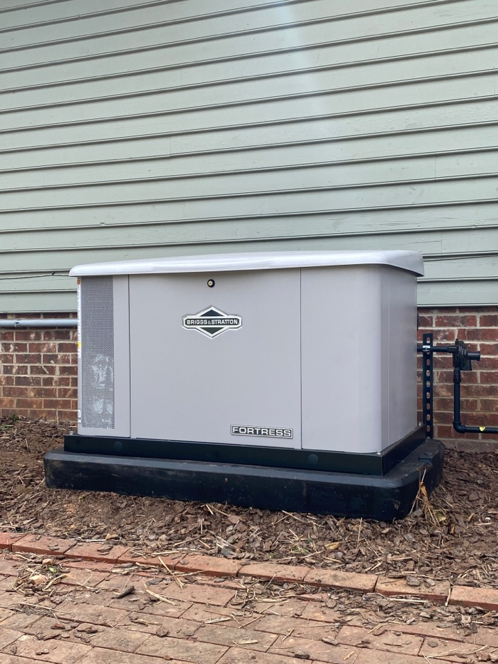 Installing 20kW Briggs and Stratton Whole Home Generator