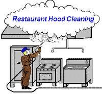 Butner, NC - KItchen Exhaust Cleaning service complete