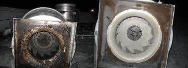 Rock Hill, SC - Kitchen Exhaust Cleaning service complete.