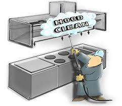Selma, NC - Kitchen Exhaust Cleaning service complete.