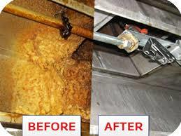 Gastonia, NC - Kitchen Exhaust Cleaning service complete.