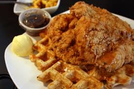 Now this is Southern Cuisine.  I can't imagine too many Chicken and Waffle places in LA, but here in the Carolinas we are just fine with them.  Dame's Chicken & Waffles has great ratings and reviews on Google for a reason.  They are great at what they do, and their customers appreciate them for it.  Deep frying produces a lot of airborne kitchen grease and not all of it goes up the exhaust system.  That's why we offer kitchen ceiling, walls and floor steam cleaning service.  We cover all of your equipment with plastic sheeting and then we give your kitchen a bath.  You will not believe the difference we can make.  You will think we have replaced all of the light bulbs but we don't.  Light shines white out of your fluorescent bulbs and reflects off of other surfaces.  If they are grease coated then it will reflect that color, which is mainly yellow.  Working in a dull yellow kitchen is very hard on your eyes and will cause headaches.  It is no wonder why our deep cleaning services are s