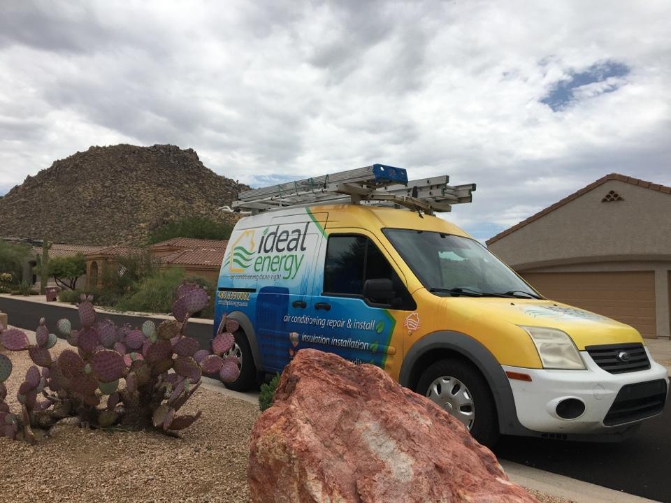 Energy Audit in beautiful North Scottsdale