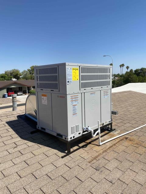 Chandler, AZ - Ductwork and AC replacement in Chandler, AZ