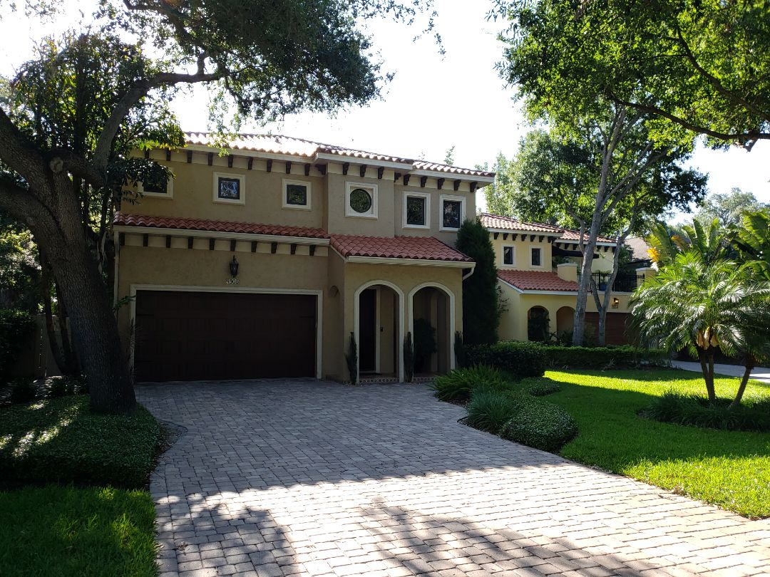 Tampa, FL - Tile roof repair