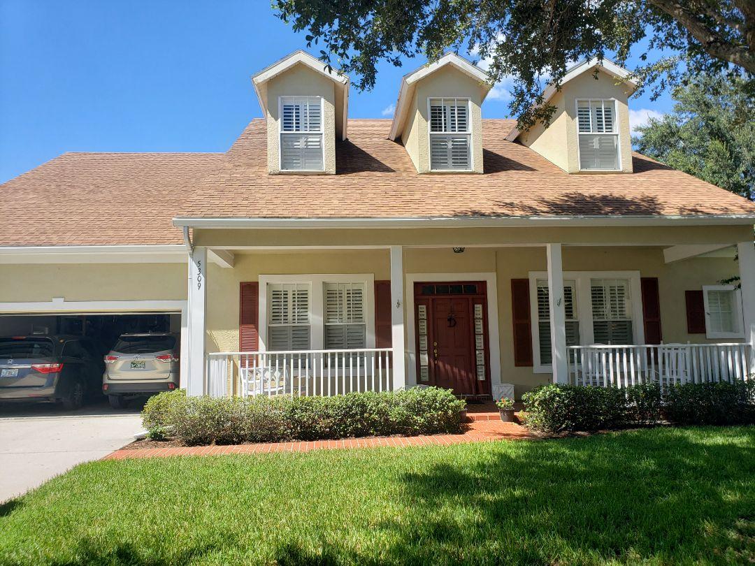 Lutz, FL - Shingle roof repair