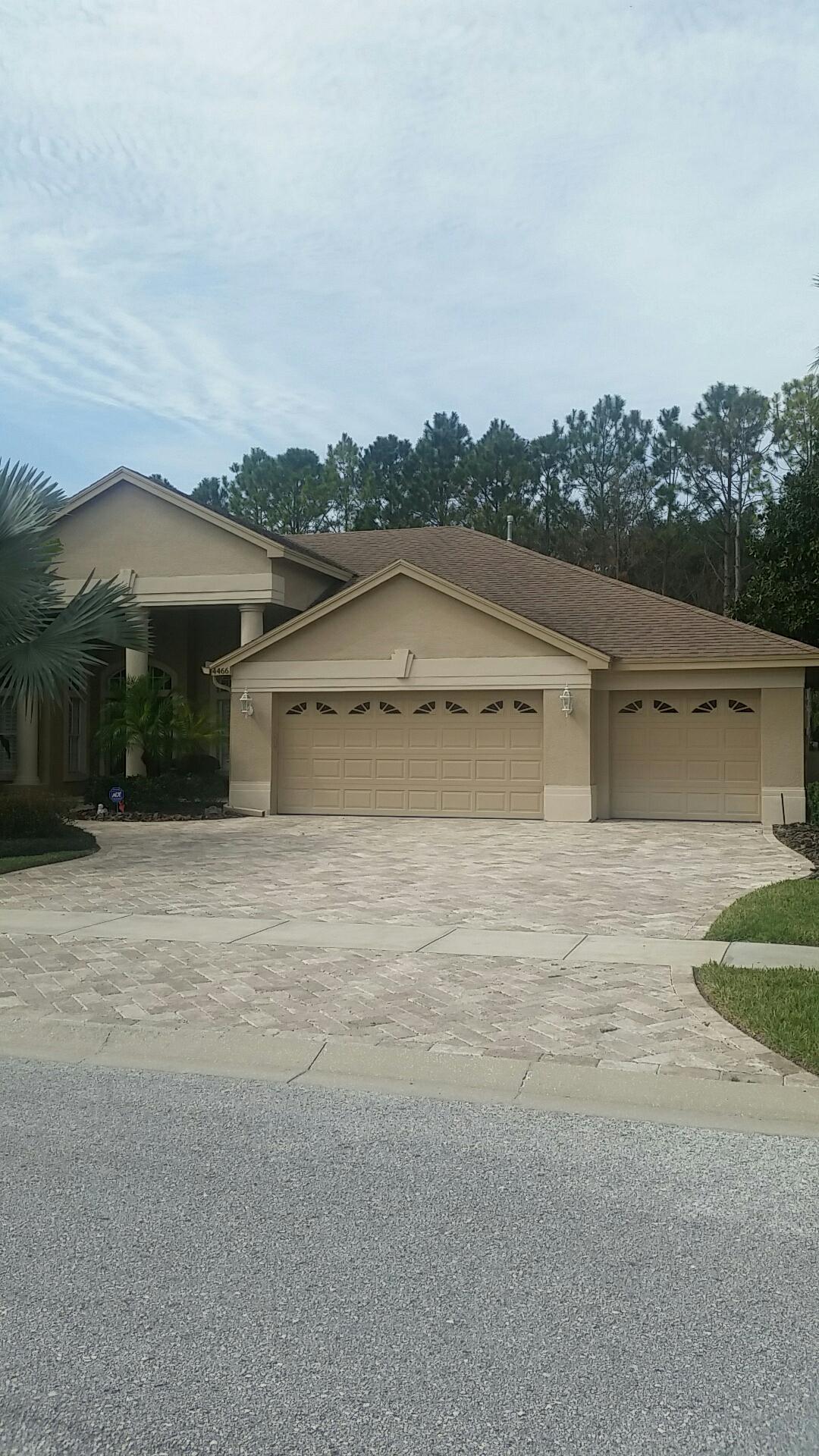 Palm Harbor, FL - Shingle roof repair