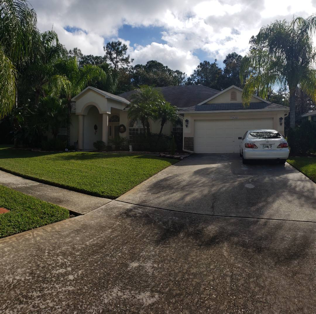 Palm Harbor, FL - Shingle roof repair