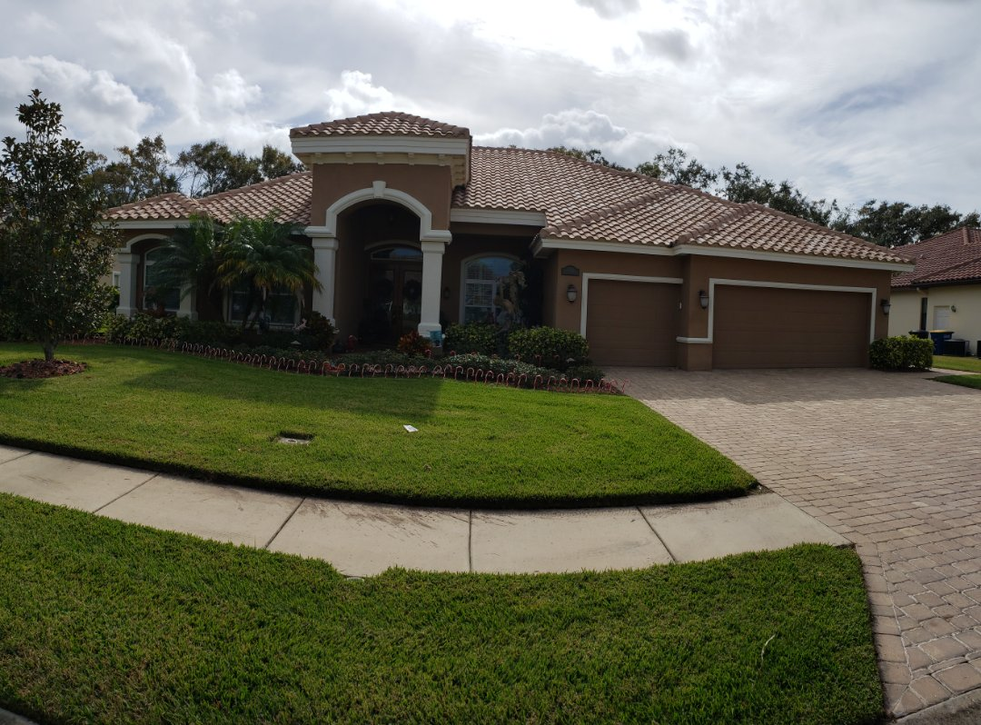 Clearwater, FL - Tile roof repair