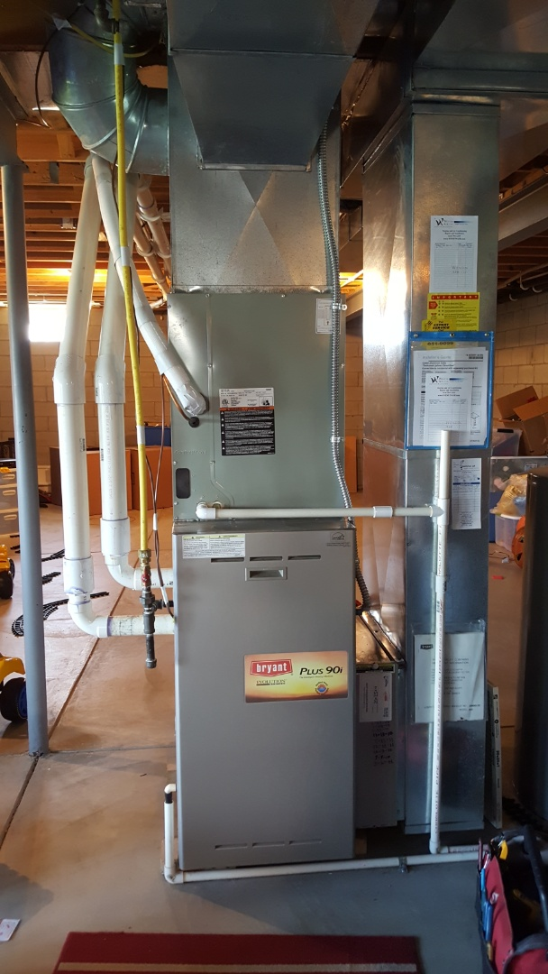 Westerville, OH - Preseason cooling maintenance tune up inspection and ac Condenser cleaning Deer Trail Westerville, OH 43082