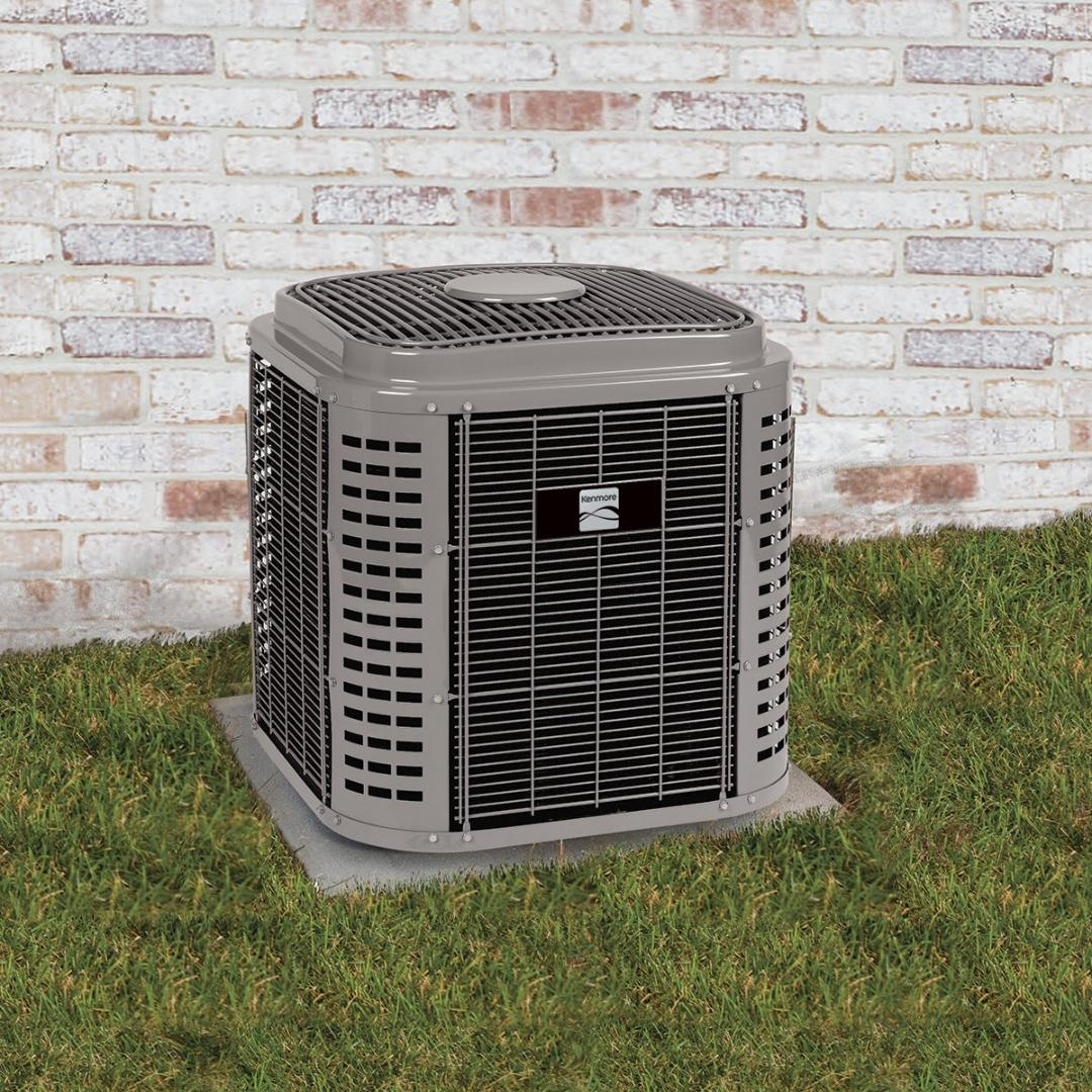 Westerville, OH - Tempstar condenser cleaning and filter rotation. Spring maintenance and refrigerant balance Ottowa Ave. Westerville, OH 43081