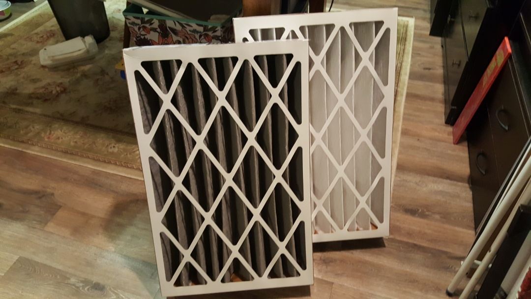 Westerville, OH - Spring cooling season maintenance and filter replacement