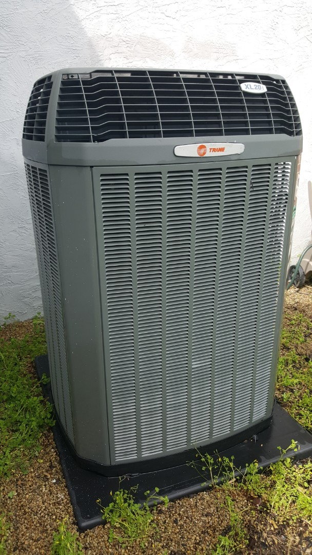 Westerville, OH - Trane xc95m and xl20i cooling system inspection and cleaning