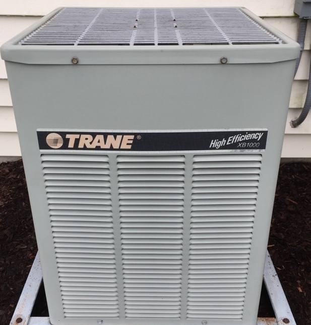 Westerville, OH - Trane xb1000 High efficiency  Condenser fan and motor replacement