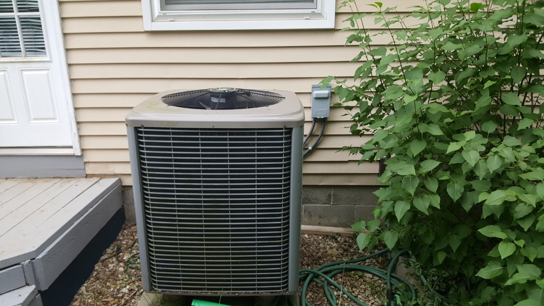 Westerville, OH - Tempstar seasonal AC preventive maintenance cleaning
