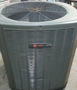 Powell, OH - Trane AC tune-up and cleaning air balance and filter rotation