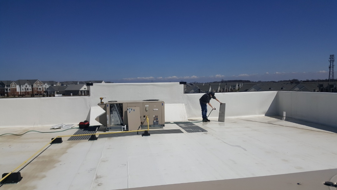 Powell, OH - Commercial AC Maintenance season is here