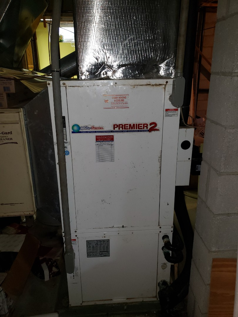 Mount Vernon, OH - Waterfurnace geothermal heat pump quote.
