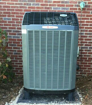 Gahanna, OH - Trane XV20i   Variable speed heat pump  Preventive maintenance inspection  Armor Hill  Gahanna Ohio