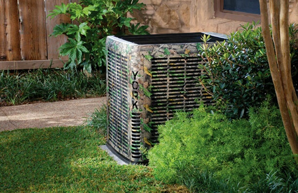 Gahanna, OH - York high efficiency variable speed Heating York microchannel 13 seer cooling system Heating and Cooling preventive maintenance inspection comma real estate inspection remedy repairs Mosiac Court Columbus, OH 43230