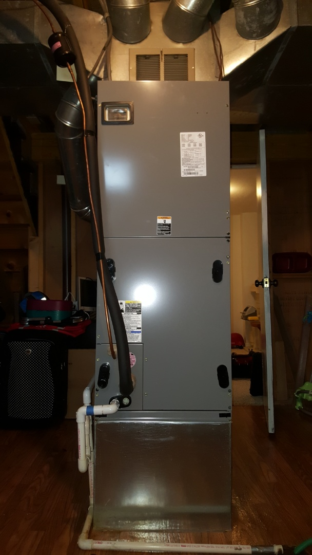 Westerville, OH - ICP Tempstar carrier electric furnace heat pump tune-up cleaning and maintenance Cresswood Place Westerville, OH 43081