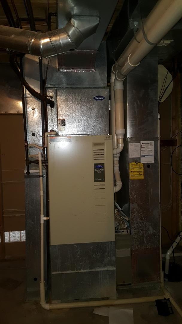 Dublin, OH - Bryant 90 plus minor electrical repairs for AC communication wiring Mackenzie Way Dublin, OH 43017