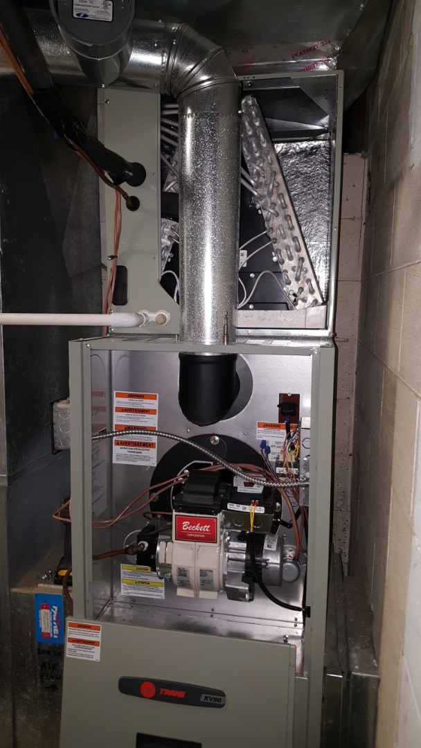 Trane Fluid Coolers : Real time service area for westin air westerville oh