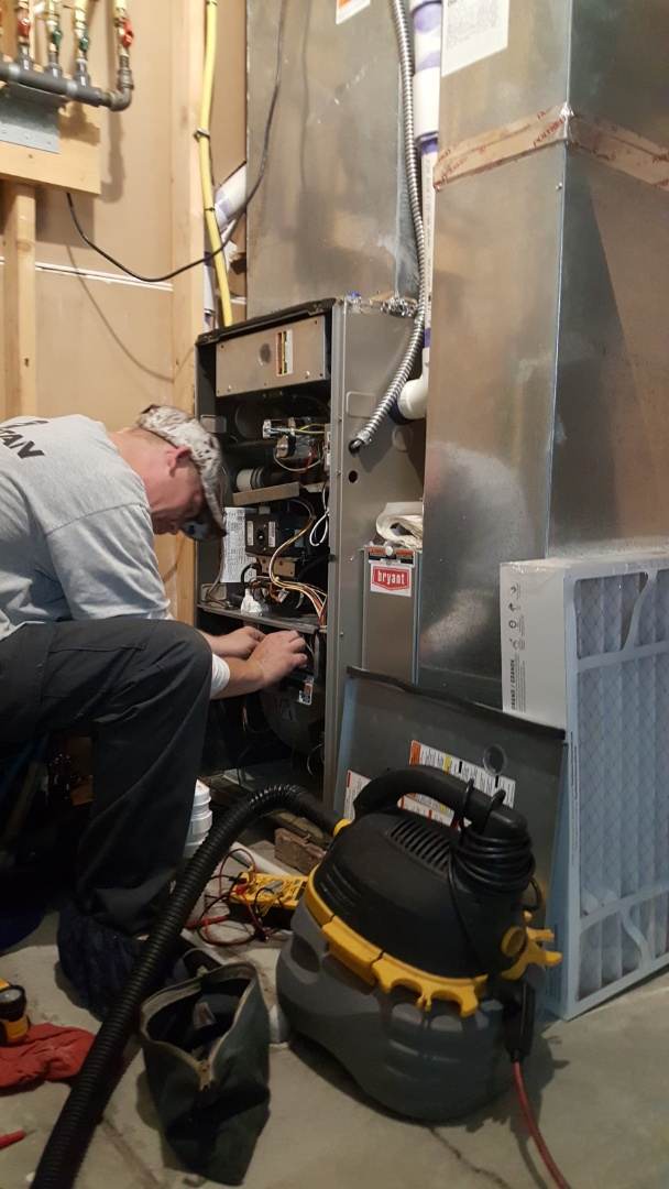Galena, OH - Preventive Maintenance Inspection Heating tune-up and cleaning