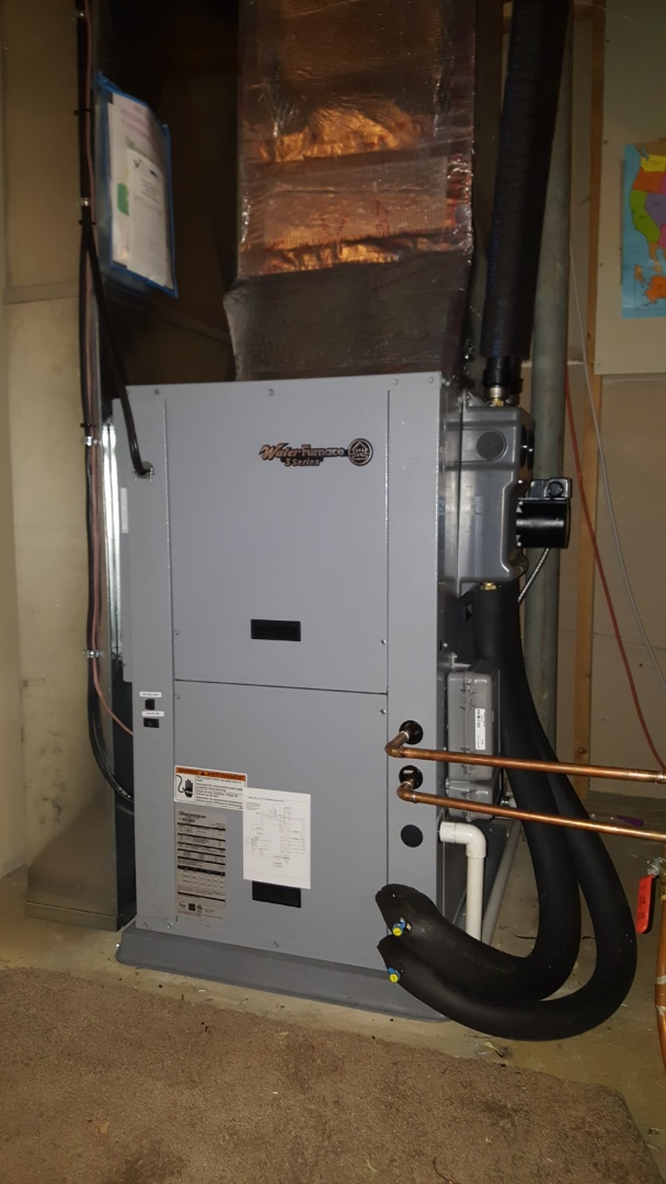 Johnstown, OH - Install electric Co-op energy monitor  Waterfurnace 3 Series Sportsmans Club Rd. Johnstown, OH 43031
