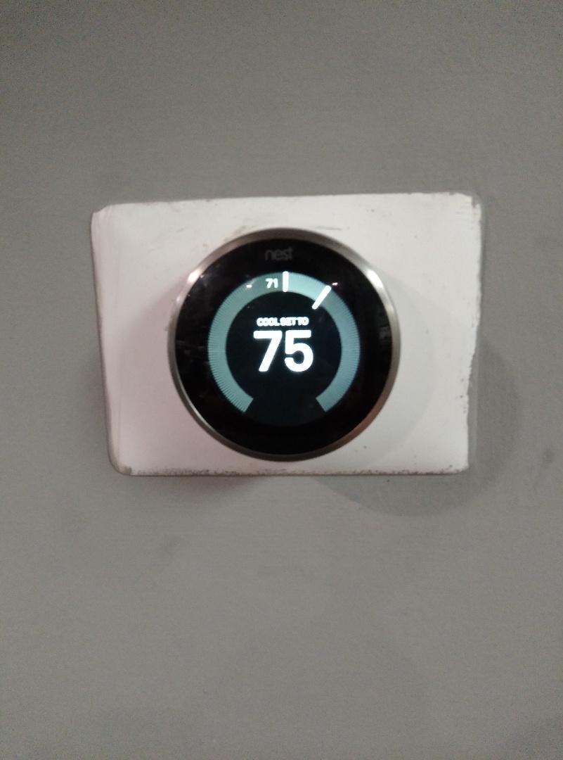 Thermostat Repair Call