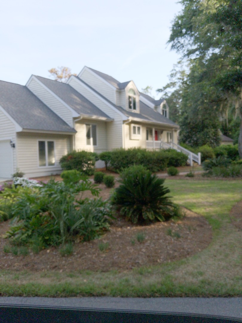 Savannah, GA - Few repairs completed in Landings Community.